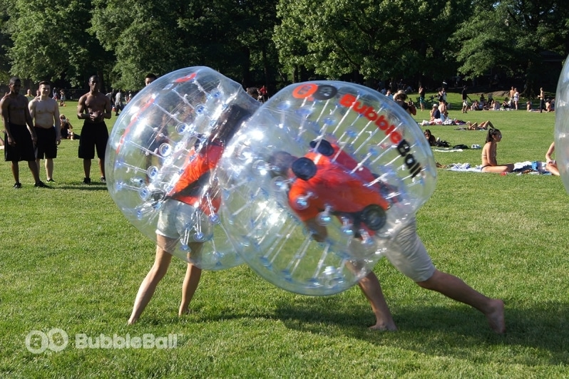 ball you get inside. bubbleball images. bubble ball you get inside